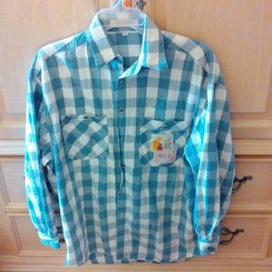 Guess Vintage button up shirt - S